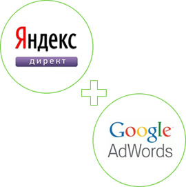 Контекстная реклама - настройка и ведение