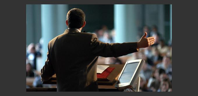 Советы по жестикуляции во время публичных выступлений